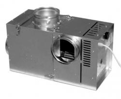 Ventilátor krbový BANAN3 - Ventilační sestava (termické zabezpeč
