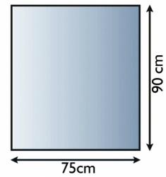 Sklo pod krbová kamna 21.02.898.2 LIENBACHER 8mm